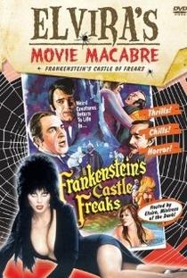 Frankenstein's Castle of Freaks  - Poster / Capa / Cartaz - Oficial 2
