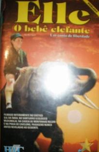 Elle, O Bebe Elefante - Poster / Capa / Cartaz - Oficial 2