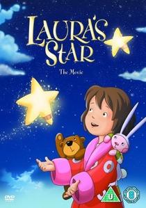Laura e a Estrela - O Filme - Poster / Capa / Cartaz - Oficial 1