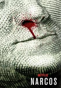 Narcos (1ª Temporada) - Poster / Capa / Cartaz - Oficial 1