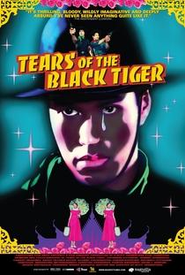 As Lágrimas do Tigre Negro - Poster / Capa / Cartaz - Oficial 2