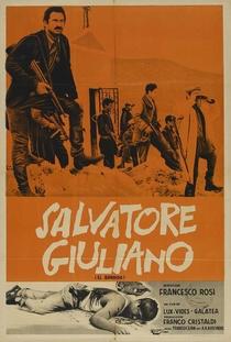 O Bandido Giuliano - Poster / Capa / Cartaz - Oficial 5