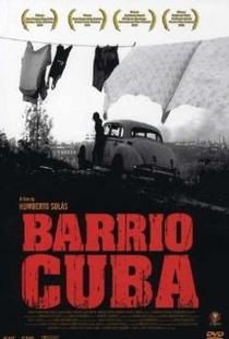 Barrio Cuba - Poster / Capa / Cartaz - Oficial 1