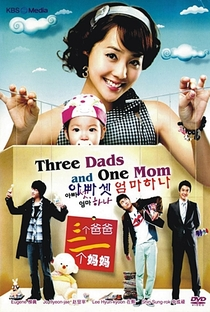 One Mom and Three Dads - Poster / Capa / Cartaz - Oficial 3