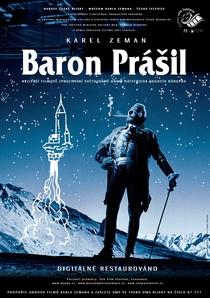 O Barão Fanfarrão - Poster / Capa / Cartaz - Oficial 3
