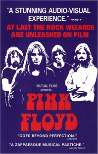 Pink Floyd: Live at Pompeii - Poster / Capa / Cartaz - Oficial 1