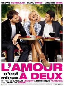 O Amor é Melhor a Dois - Poster / Capa / Cartaz - Oficial 1