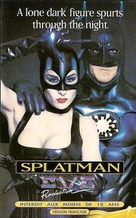 Splatman - Poster / Capa / Cartaz - Oficial 1