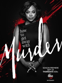 How to Get Away with Murder (2ª Temporada) - Poster / Capa / Cartaz - Oficial 1