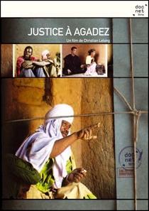 Justiça em Agadèz - Poster / Capa / Cartaz - Oficial 1