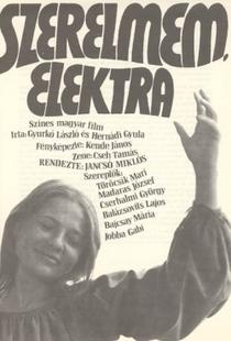 Electra, Meu Amor - Poster / Capa / Cartaz - Oficial 1