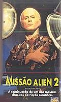 Missão Alien 2 - Poster / Capa / Cartaz - Oficial 3