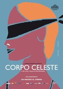 Corpo Celeste - Poster / Capa / Cartaz - Oficial 3