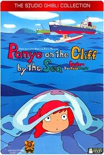 Ponyo: Uma Amizade que Veio do Mar - Poster / Capa / Cartaz - Oficial 47
