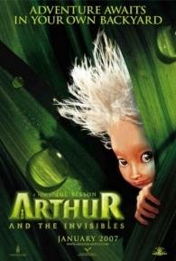 Arthur e os Minimoys - Poster / Capa / Cartaz - Oficial 1