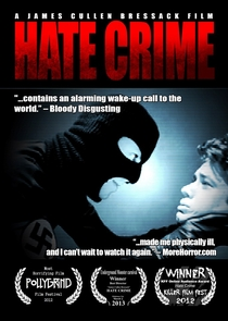 Hate Crime - Poster / Capa / Cartaz - Oficial 3