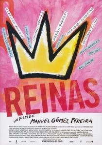 Rainhas - Poster / Capa / Cartaz - Oficial 2