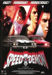 Speed Demon - Poster / Capa / Cartaz - Oficial 1