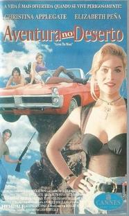 Aventura no Deserto - Poster / Capa / Cartaz - Oficial 1
