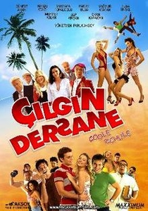 Çilgin Dersane - Poster / Capa / Cartaz - Oficial 1