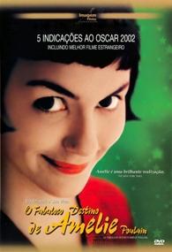 O Fabuloso Destino de Amélie Poulain - Poster / Capa / Cartaz - Oficial 5