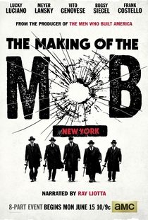 The Making of the Mob:New York - Poster / Capa / Cartaz - Oficial 1
