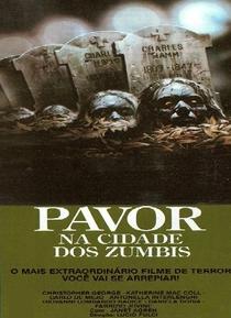 Pavor na Cidade dos Zumbis - Poster / Capa / Cartaz - Oficial 7