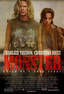 Monster - Desejo Assassino - Poster / Capa / Cartaz - Oficial 1