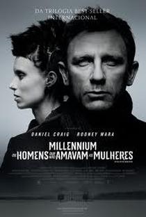 Millennium: Os Homens que Não Amavam as Mulheres - Poster / Capa / Cartaz - Oficial 5