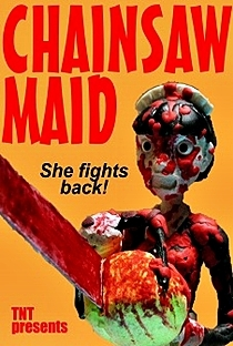 Chainsaw Maid - Poster / Capa / Cartaz - Oficial 4