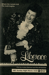Liberace - O Sucesso é o Meu Destino  - Poster / Capa / Cartaz - Oficial 1