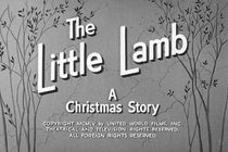 The Little Lamb: A Christmas Story - Poster / Capa / Cartaz - Oficial 1