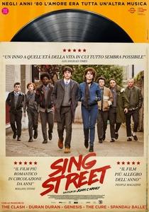 Sing Street – Música e Sonho - Poster / Capa / Cartaz - Oficial 6