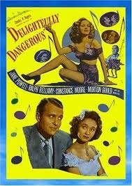 Delightfully Dangerous - Poster / Capa / Cartaz - Oficial 1