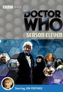 Doctor Who (11ª Temporada) - Série Clássica - Poster / Capa / Cartaz - Oficial 1