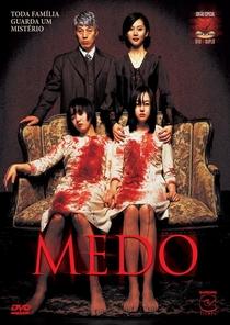 Medo - Poster / Capa / Cartaz - Oficial 2