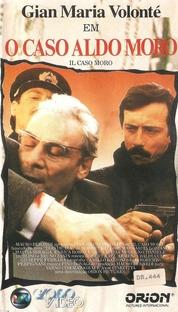 O Caso Aldo Moro - Poster / Capa / Cartaz - Oficial 1