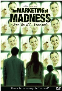 O marketing da loucura - Somos todos insanos? - Poster / Capa / Cartaz - Oficial 1