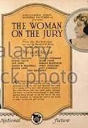 A Mulher do Júri  - Poster / Capa / Cartaz - Oficial 1