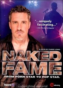 Naked fame - Poster / Capa / Cartaz - Oficial 1
