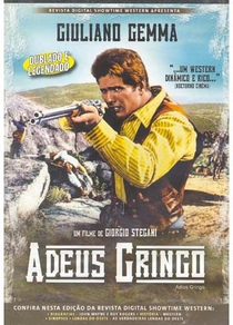 Adeus Gringo - Poster / Capa / Cartaz - Oficial 2