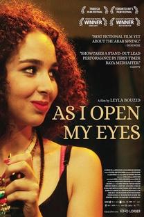 Assim que Abro meus Olhos - Poster / Capa / Cartaz - Oficial 3