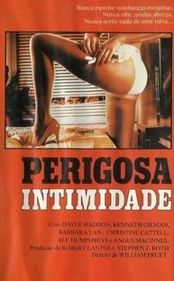 Perigosa Intimidade - Poster / Capa / Cartaz - Oficial 1