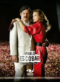 Pablo Escobar: o senhor do tráfico - Poster / Capa / Cartaz - Oficial 2