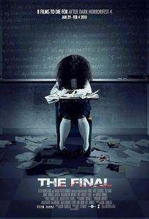 A Final - Poster / Capa / Cartaz - Oficial 2