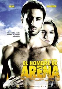 El Hombre de Arena - Poster / Capa / Cartaz - Oficial 1