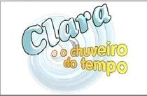 Clara e o chuveiro do tempo - Poster / Capa / Cartaz - Oficial 2