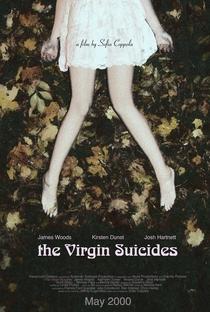 As Virgens Suicidas - Poster / Capa / Cartaz - Oficial 3