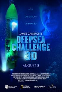 Desafio do Mar Profundo - Poster / Capa / Cartaz - Oficial 1