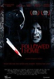 Followed Home - Poster / Capa / Cartaz - Oficial 1